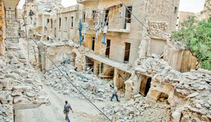 Efforts to save Syrian truce shift to Moscow