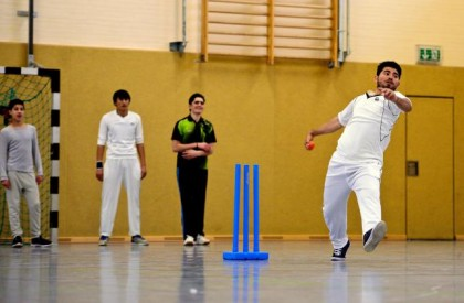 Cricket comes in football-frenzy Germany