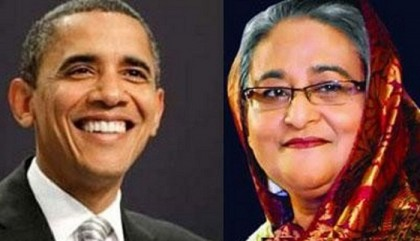 Hasina, Obama to co-host talks on refugees, migration