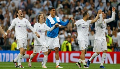 Champions League: Real Madrid edge Manchester City to reach final