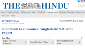 IS intends to announce Bangladeshi 'affiliate': The Hindu