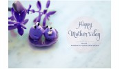 To mum, with love from Radisson Blu Dhaka Water Garden