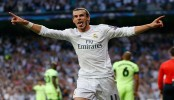 Bale to miss Spanish league game because of knee injury