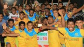 I-Cup Football: Ctg Abahani clinches title upsetting Dhaka Abahani