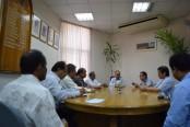 Japanese university delegation calls on UGC chairman