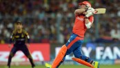 Gujarat go top, beating KKR