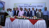 NRB Global Bank arranges Town Hall Meeting - 2016