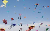 Dhakabashi's kite festival at BSA concludes