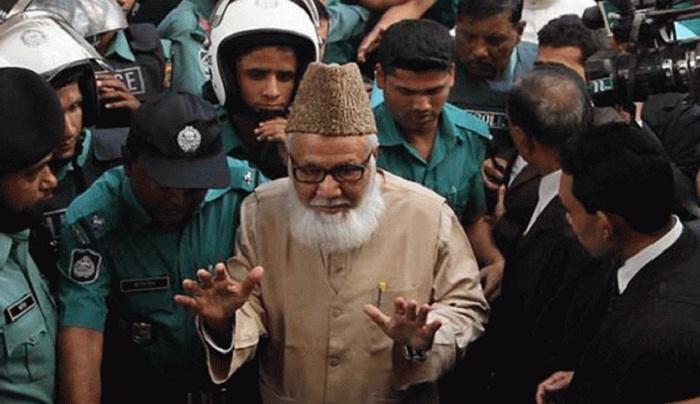 Nizami shifted to Dhaka jail