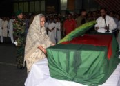 PM pays homage to Promode Mankin