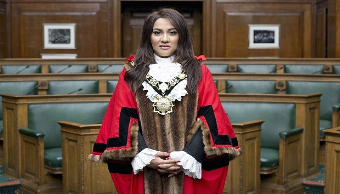Bangladeshi-origin Nadia made Camden mayor