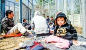 Bottleneck of 'misery' for migrants at Hungary fence