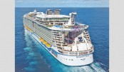 World's biggest cruise ship set for delivery in France