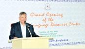 English Language Resource Centre opens at IUB
