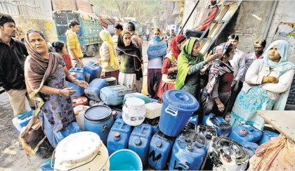 Drought fear stalks West Bengal as water crisis hits four dists