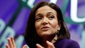 Facebook Exec Sandberg Urges Graduates to Build Resilience