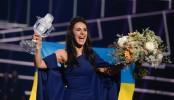 Ukraine's Jamala wins Eurovision 2016