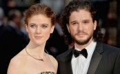 'Game of Thrones' Kit Harington on falling in love with co-star