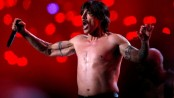 Red Hot Chili Peppers cancel gigs after Anthony Kiedis hospitalised