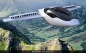 Personal plane that can take off from your garden coming up