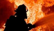Fire at JnU building doused