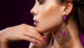 Earrings are women's favourite accessory