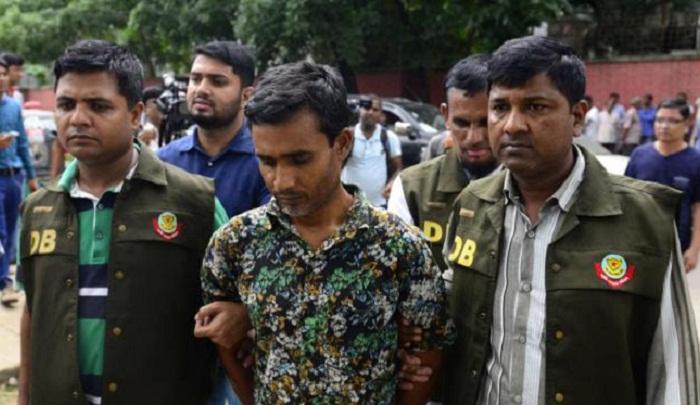 Xulhaz, Tanoy murder suspect put on 5-day fresh remand