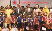 Annual Concert held in Canadian International School