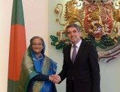 Cooperation with BD in many sectors possible: Bulgarian President