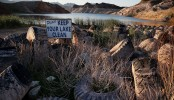 Water Levels in Lake Mead Reach Record Lows
