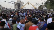 Iraqi protesters storm Baghdad's Green Zone, shooting erupts