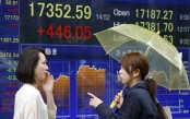 Asian stocks rise after G7 meet; Tokyo falls on weak trade