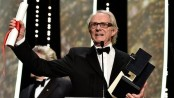 Ken Loach wins Palme d'Or at Cannes for