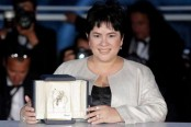 Jaclyn Jose becomes 1st Filipino to win Cannes best actress