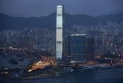 Hong Kong axes provocative skyscraper art installation
