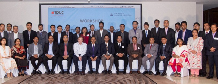 """Workshop on """"Mastering Project Finance"""" held in city"""