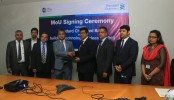 bti & Standard Chartered Bank sign MoU