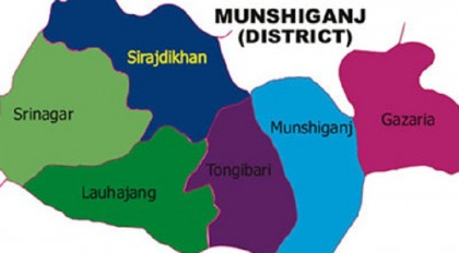 Youth shot dead in Munshiganj