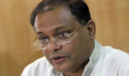 BNP conspiring to create a situation like 1/11: Hasan
