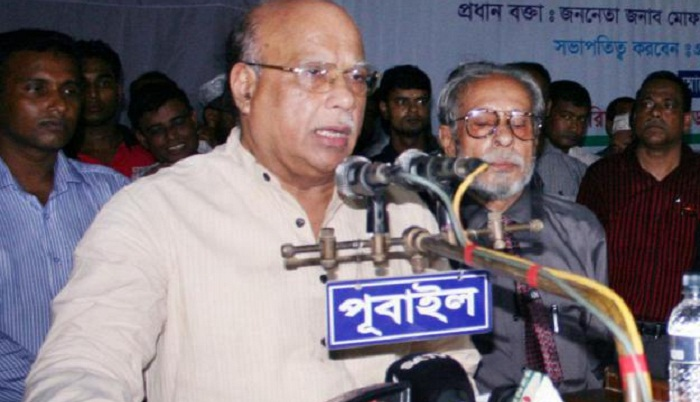 BNP joined hands with Mossad to oust Sheikh Hasina: Nasim