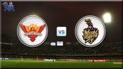 Shakib-less KKR send SRH to bat in IPL survival battle