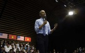 Young Vietnamese quiz Obama on rap, weed and good looks