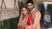 Urmila Matondkar is glowing in first picture after marriage