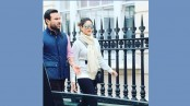 Saif, Kareena in London Holiday