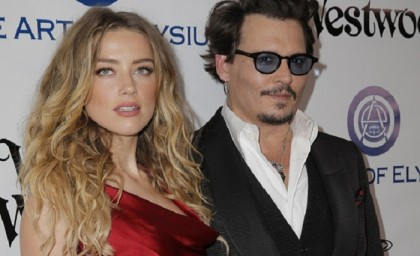 Johnny Depp's wife files for divorce