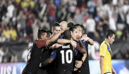 Nagbe nets first goal to defeat Ecuador