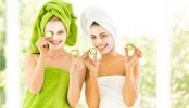 Skin care with natural ingredients