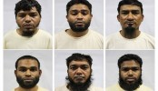 Six Bangladeshis indicted in Singapore