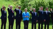 G7 leaders pledge action on terrorism, refugees, slow growth
