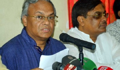 Govt adopts 'conspiracy theory' filing case against Aslam: BNP